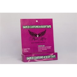 Dance Costume and Body Tape