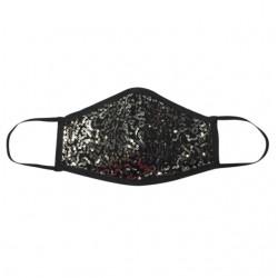 Fashion Mask - Disco Black...