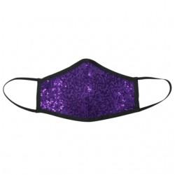 Fashion Mask - Disco Purple