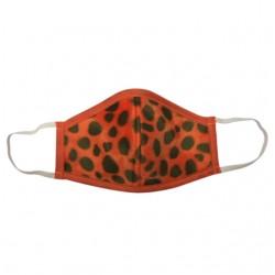 Fashion Mask - Orange &...