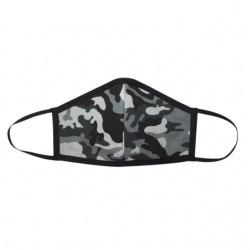 Fashion Mask - Camo Black