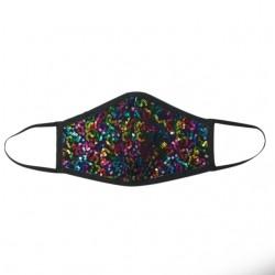 Fashion Mask - Disco Rainbow