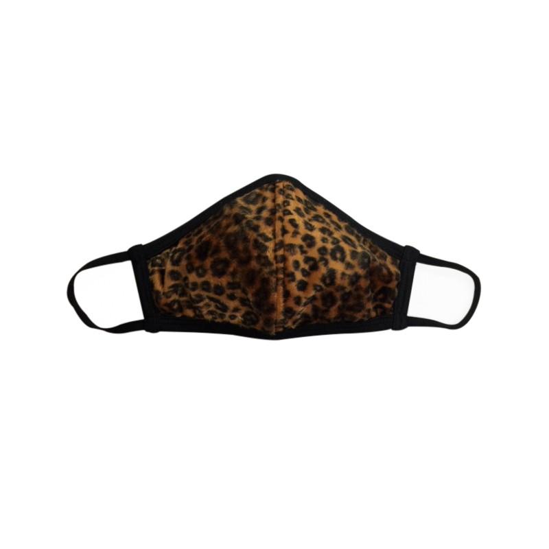 Fashion Face Mask - Lynx