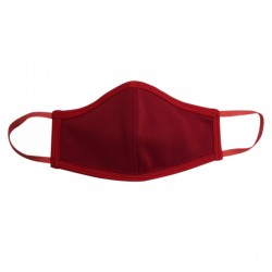 Red Fashion Face Mask