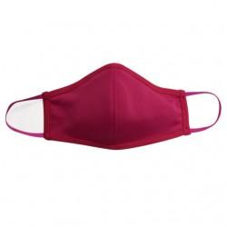 Fashion Face Mask - Hot Pink