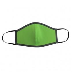 Fashion Mask - Fluoro Green