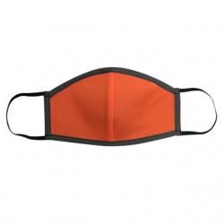 Fashion Mask - Fluoro Orange