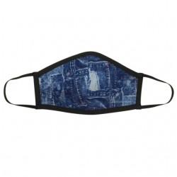 Fashion Mask - Denim