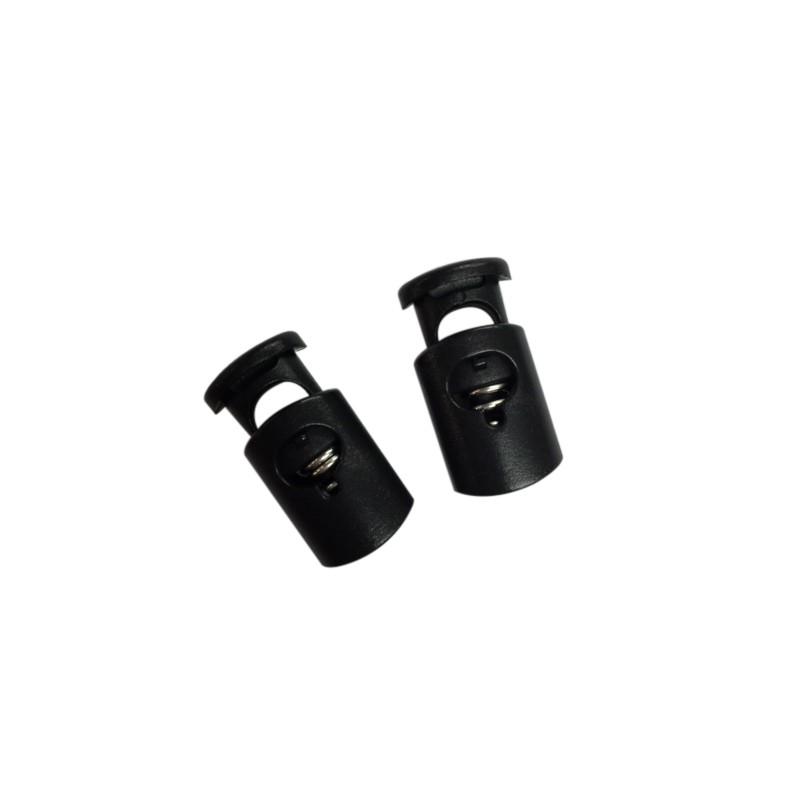 Adjustable Toggles Black