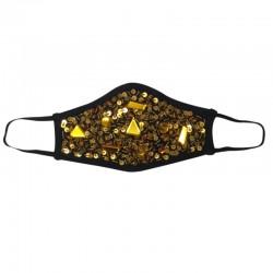Fashion Mask - Night Gold