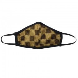 Fashion Face Mask - Checkered