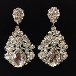 M23 Crystal Diamante Earring