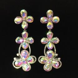 M27 Crystal Diamante Earring