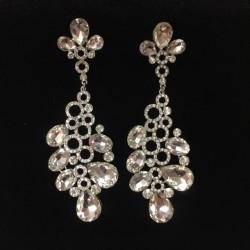 M35 Crystal Diamante Earring