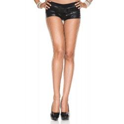 Music Legs Diamond Net Spandex Pantyhose Nude