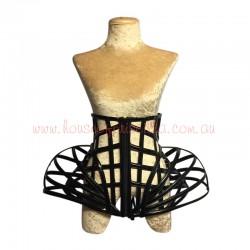 Gaga Under Bust PVC Cage...