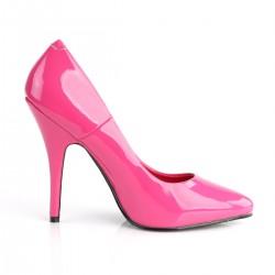 Pleaser Seduce 420 Pump Hot Pink Patent