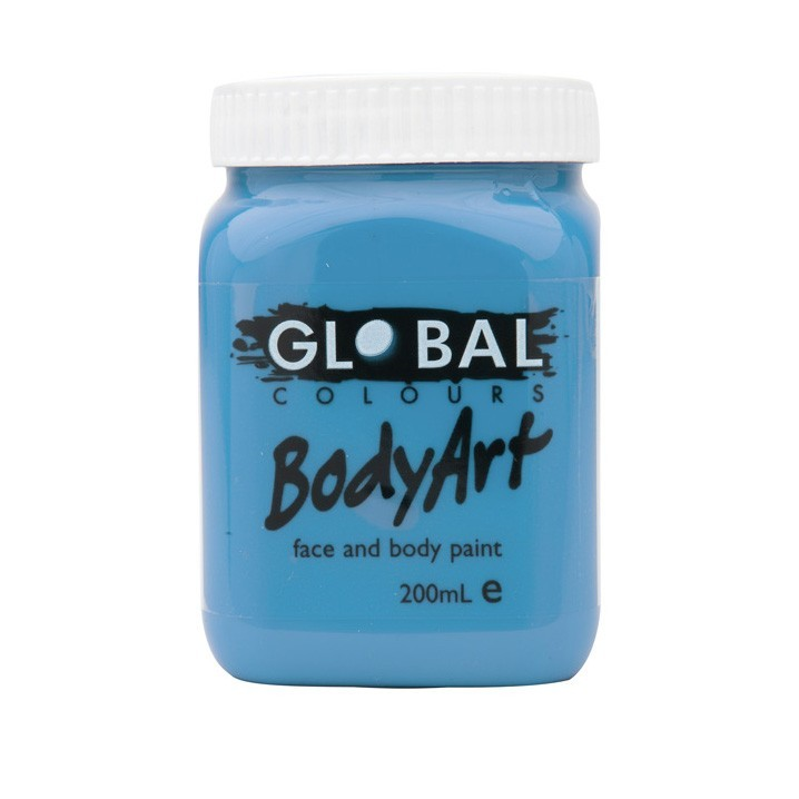 Global Body Paint Murf Blue