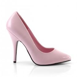 Seduce 420 Pump Patent Pink Pleaser