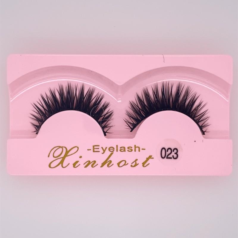 Hinhost Synthetic Eyelash No 023