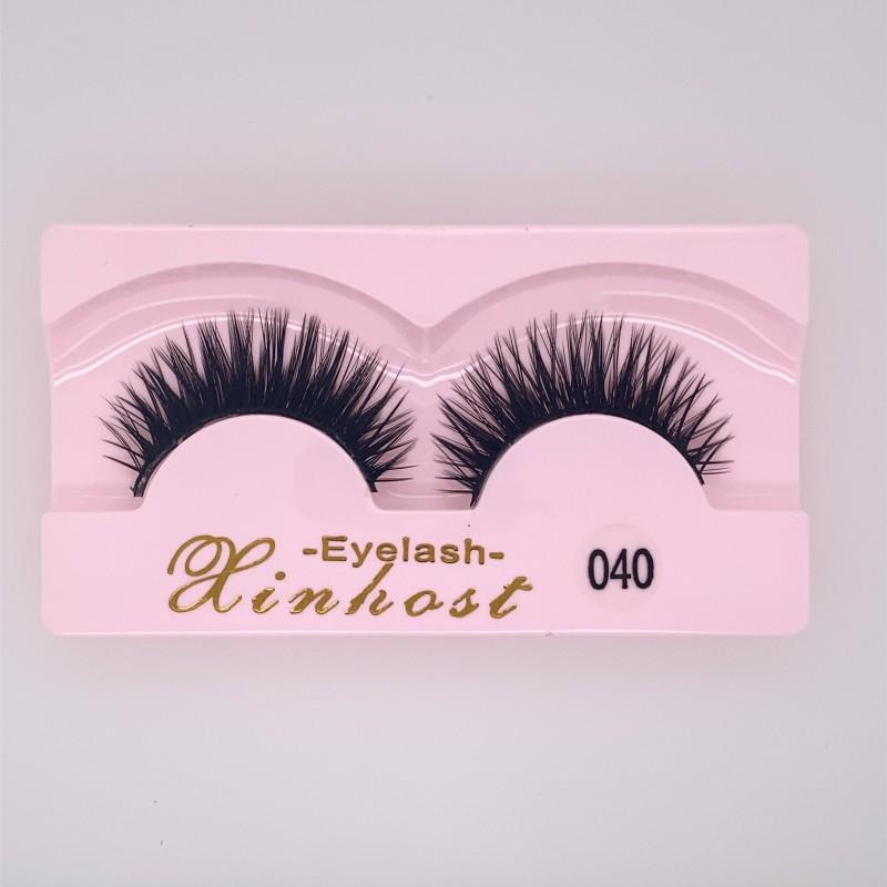 Hinhost Synthetic Eyelash No 040