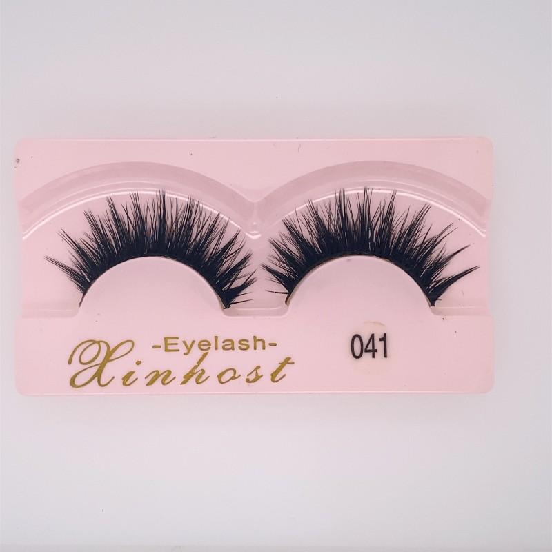 Hinhost Synthetic Eyelash No 041
