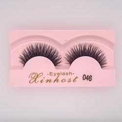 Hinhost Synthetic Eyelash No 046