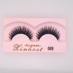 Hinhost Synthetic Eyelash No 069