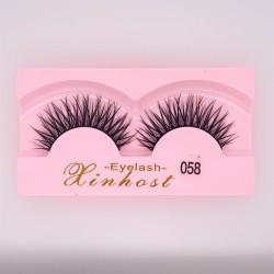 Hinhost Synthetic Eyelash No 058