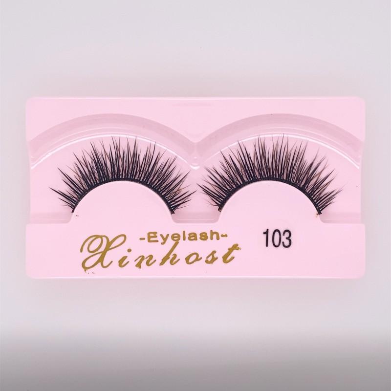 Hinhost Synthetic Eyelash No 103