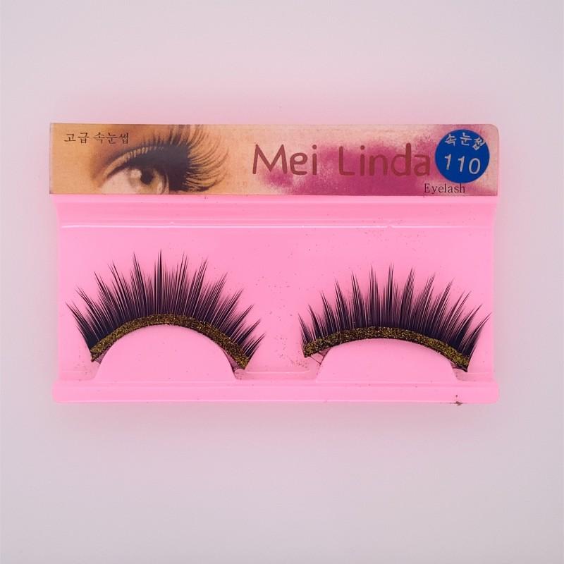 Mei Linda Synthetic Eyelash No 110