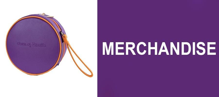 Merchandise - House Of Priscilla