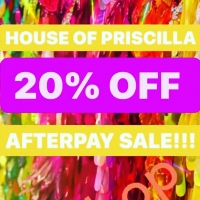 20% storewide, ends Sunday 22/08. Don't forget to check out our NEW BLING!!!!