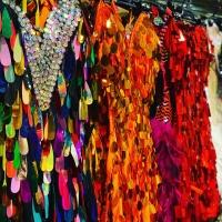 Sequin dress ✨✨✨ #costume #houseofpriscilla #sydney #sequindress #sparkling #🌈 #💖