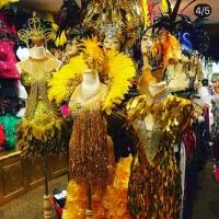 Golden sparkling ✨✨✨ #houseofpriscilla #costume #rise #mardigrassydney #mardigras2021 #🌈 #❤️