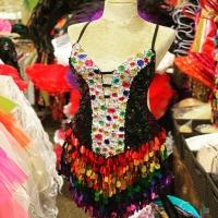 New fabulous sequins dress available now. #sequindress #sequins #party #costumeparty #diamante #fabolous #houseofpriscilla