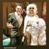 Fabulous ✨✨ #costume #houseofpriscilla #sydney #jewellery #accessories #✨ #🦋 #💜