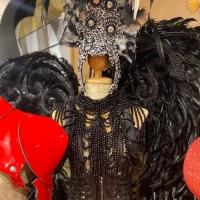 🖤🖤🖤 #costume #houseofpriscilla #costumehire #mardigras #mardigrassydney #🌈 #💖