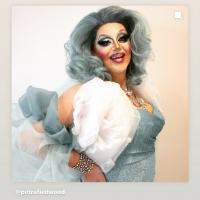 Organza shrug available check link on our bio #costume #houseofpriscilla #🦋 #💜