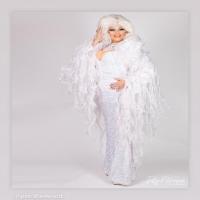 Fabulous white shoulder organza more colour check our link in bio #costume #houseofpriscilla #Sydney #🌈 #🌟