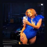 Amazing blue 🦋 #costume #houseofpriscilla #sydney #🌈 #🦋 #💙