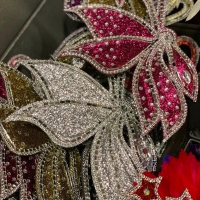 Get ready 🌟🌟🌟 #houseofpriscilla #costume #mardigras #rise #🌈 #❤️