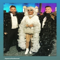 Organza bow check link in our bio #costume #houseofpriscilla #sydney #🦋 #💜