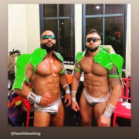 Neon 🌟✨ #costume #houseofpriscilla #sydney #🦋 #💙