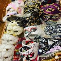 New arrivals #mask #costume #houseofpriscilla #sydney #mardigras #🌈 #💖