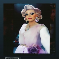 Stunning Queen of the night 🌟⚡️ @theminniecooper #costume #houseofpriscilla #sydney #jewellery #accsesories #🦋 #💜