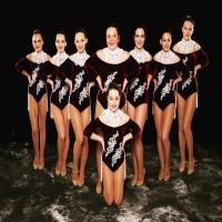 Dance school costume 🌟😍✨ #costume #houseofpriscilla #sydney #pearlchoker #🦋 #💙