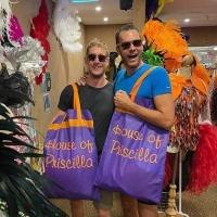 We love happy customers!   #happyshopper #costumeshop #baglover #makeitfashion #pleasecomeagain #thanksforshopping #housepfpriscilla
