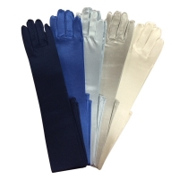 Glove Special! Long Satin Glove Pack - 5 pairs for $30! Royal Blue, Blue, Light Blue, Silver and Cream -Purchase online or in-store #spring #special #satinglove #dragqueen #burlesque #halloween #costume check out our Spring Specials Page at www.houseofpriscilla.com.au